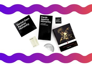 Make terrible friends with this $29 Cards Against Humanity bundle