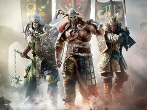 For Honor's Free Play Weekend is now live on PS4, Xbox One and PC