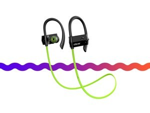 Kick your workout up a notch with the $9 iClever Bluetooth Headphones