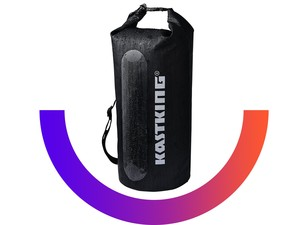 Keep your valuable gear away from water with the $13 KastKing dry bag