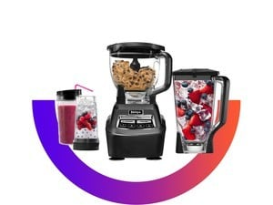 Become a blend master with the $100 Ninja Mega Kitchen System Blender