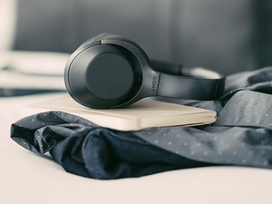 Find peace with these $248 noise-cancelling Sony Wireless Headphones