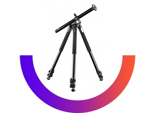 The Vanguard Alta Pro is a great tripod for DSLR cameras and it's only $110