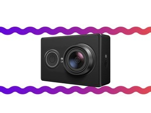 The 16MP Yi Action Camera is down to $55 with a free battery