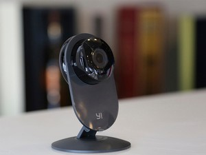 Keep watch while away with this $105 four-pack of Yi Home Cameras