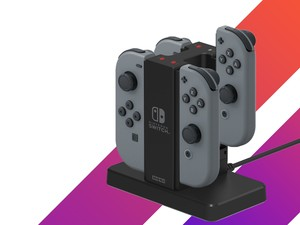 Keep your Switch Joy-Cons charged with Nintendo's $24 charging dock