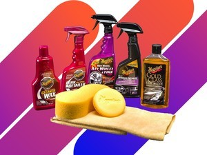 Give your car a luxurious bath with Meguiar's $19 Classic Wax and Wash Kit