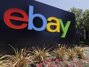 Save $15 when you spend $75 or more at eBay