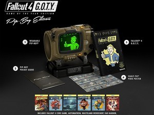 Prime members can pre-order the Fallout 4: GOTY edition for $80