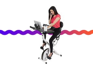 Workout while you work with the $200 FitDesk 3.0