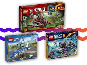 Become a city planner with 40% Off Lego construction sets at Toys R Us
