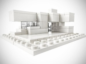 Build your own home in Lego with the $112 Lego Architecture Studio set