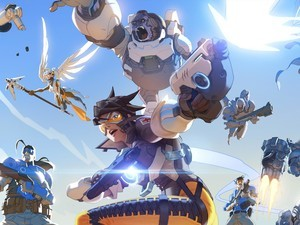 Join the ranks in Overwatch for free this weekend only