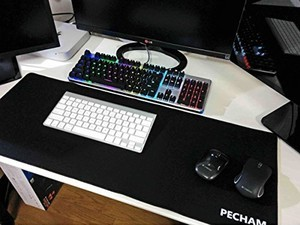 Fit your keyboard, mouse and more on this $8 XXL gaming mouse pad