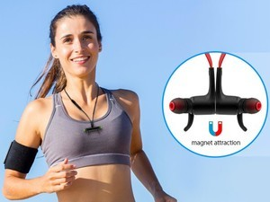 These $21 Bluetooth earbuds were designed for the active lifestyle