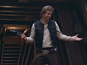 Someone used the force to bring the Star Wars Trilogy Blu-ray down to $20
