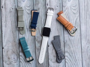 Enter now to win one of five Clockwork Synergy Apple Watch bands