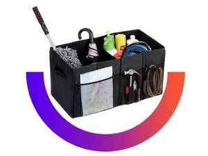 Get your act together and buy this $8 trunk organizer