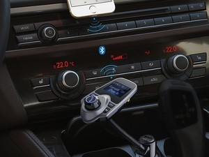 Improve your drive with one of these discounted Bluetooth FM transmitters