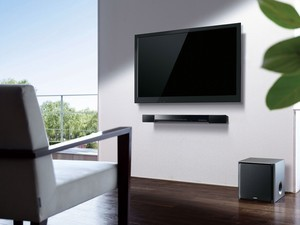 This Yamaha 2.1-Channel Bluetooth soundbar is down to its lowest price ever