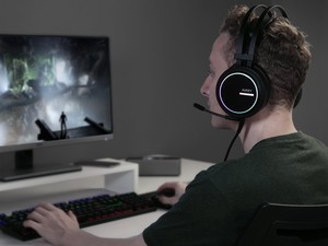 This $35 Aukey headset has all the features a gamer should be looking for