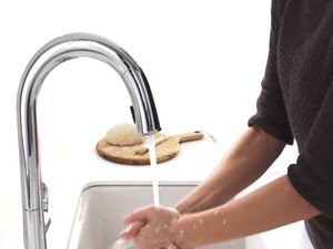 Keep germs away with the $130 BioBidet Touch Flow Faucet