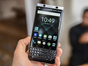The BlackBerry KEYone is down to $500 for the first time ever