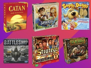 Buy two board games on Amazon and get the third free