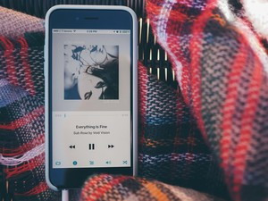 Enhance your iPhone music experience with Cesium Music Player for free