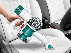Your home is in good hands with the $180 Dyson V6 Cordless Hand Vac