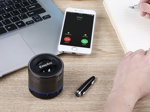 The $13 EasyAcc Mini portable Bluetooth speaker doesn't have small sound