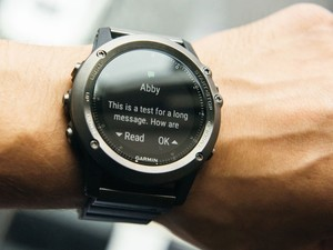 The Garmin Fenix 3 fitness watch is down to one of its lowest prices