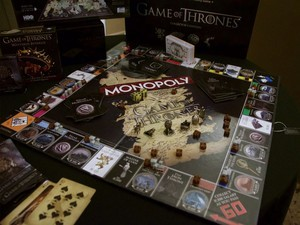 When you play the $35 Game of Thrones Monopoly, you win or you go to jail
