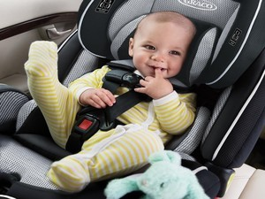 Graco's All-in-One car seat drops to $139, its lowest price ever