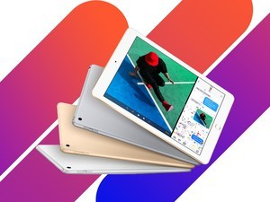 Various models of Apple's 9.7-inch iPad are on sale at Best Buy from $290