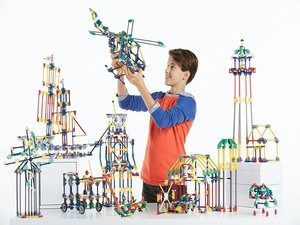 The K'Nex Imagine 25th Anniversary Building Kit is just $36