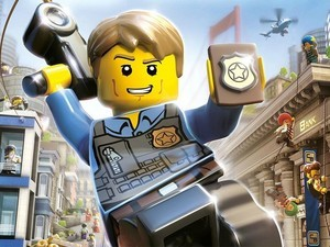 Crack down on crime in Lego City Undercover for just $30