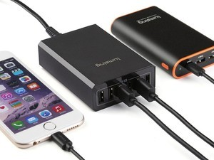 This 6-port Lumsing desktop charger is down to just $8