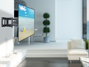 The $24 Lumsing TV wall mount lets you watch your shows from any angle