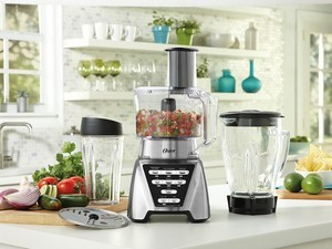 Get an Oster blender, food processor, and blending cup for just $56