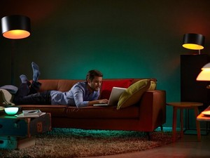 Grab a Philips Hue 4-bulb Starter Kit for $160 at Amazon