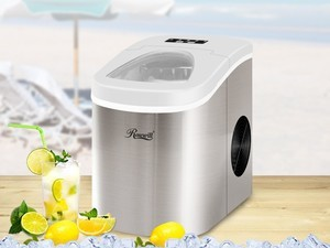 Chill with a refreshing drink and this $52 portable ice maker by Rosewill