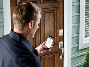 Unlock your door via smartphone with the $179 Schlage Sense Smart Lock