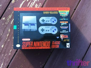 Enter now to win a Nintendo SNES Classic