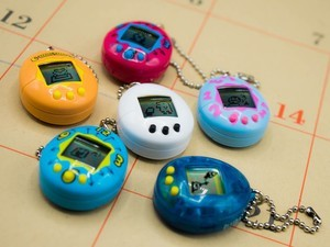 This $16 Tamagotchi will make you feel like a kid again
