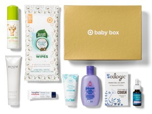 You will go gaga over this month's $7 Target Baby Box