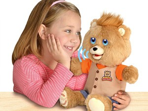 The Teddy Ruxpin bear is back and he is better than ever