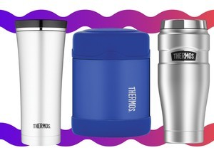 Get Thermos tumblers, food jars, and more on sale from Amazon today only