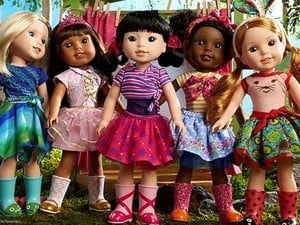 The coveted American Girl WellieWishers dolls are only $50