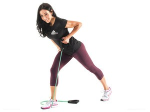 This $21 Black Mountain Products Resistance Band set is a must-have.